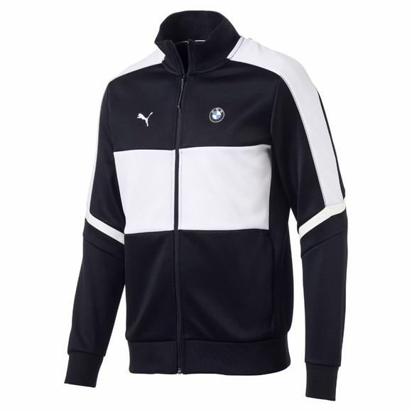 [577784-04] Puma BMW Motorsport T7 Track Jacket Boutique
